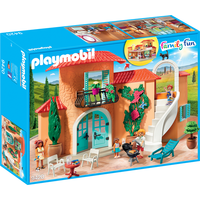 Playmobil 9420 Family Fun Summer Villa with Balcony - Fun Gifts