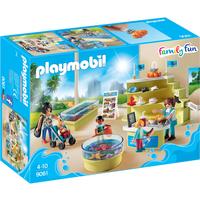 Playmobil 9061 Family Fun Aquarium Shop - Fun Gifts