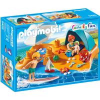 Playmobil 9425 Family Fun Family at the Beach - Beach Gifts