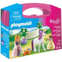 Playmobil 70107 Princess Unicorn Carry Case - Princess Gifts