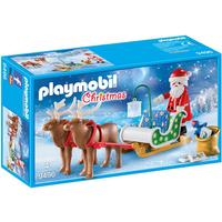 Playmobil 9496 Christmas Santa's Sleigh with Reindeer - Christmas Gifts