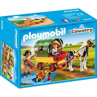 Playmobil 6948 Country Picnic with Pony Wagon - Picnic Gifts