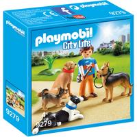 Playmobil 9279 City Life Dog Trainer