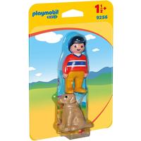 Playmobil 9256 1.2.3 Man with Dog