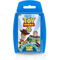 'Top Trumps - Toy Story 4 Card Game