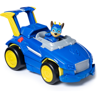 Paw Patrol Mighty Pups Super Paws Chase's Powered Up Cruiser - Paw Patrol Gifts