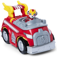 Paw Patrol Mighty Pups Super Paws Marshall's Powered Up Firetruck - Paw Patrol Gifts