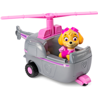 Paw Patrol Figure and Vehicle - Skye's Helicopter - Paw Patrol Gifts