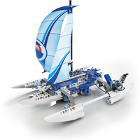 Clementoni Science Museum - Jet Ski & Catarman - Science Gifts