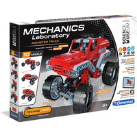 Clementoni Science Museum - Monster Trucks - Science Gifts