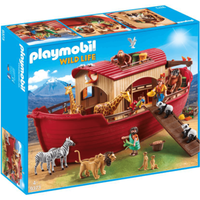 Playmobil Wild Life Floating Noah's Ark -  9373 - Playmobil Gifts