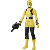 Power Rangers Beast Morphers 30cm Action Figure - Yellow Ranger - Power Rangers Gifts
