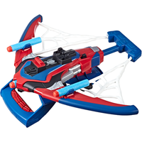 Marvel Spider-Man Far From Home Nerf Web Shots - Spiderbolt Blast - Nerf Gifts