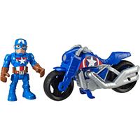 Marvel Super Hero Adventures - Captain America Victory Racer - America Gifts