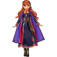 Disney Frozen 2 Singing Doll with Light-Up Dress - Anna - The Entertainer Gifts