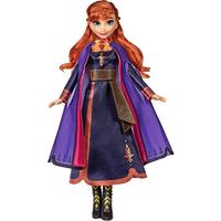 Disney Frozen 2 Singing Doll with Light-Up Dress - Anna - Thetoyshopcom Gifts