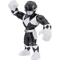 Playskool Power Rangers Mega Mighties - Black Ranger - Power Rangers Gifts