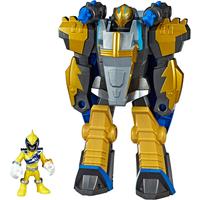 Playskool Power Rangers - Gold Ranger and Pterazord Power Zord - Power Rangers Gifts