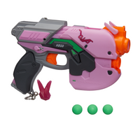 Overwatch Nerf Rival Blaster - Nerf Gifts