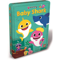 Baby Shark Tin of Books - Books Gifts