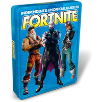 Unofficial Fortnite Tin of Books - Books Gifts