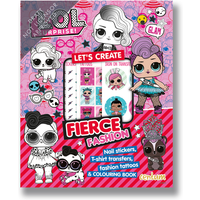 L.O.L. Surprise! Fierce Fashion - Let's Create