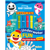 Baby Shark Underwater Fun - Let's Create - Fun Gifts