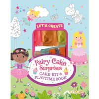 Let's Create - Fairy Cake Surprise - Cake Gifts