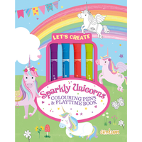 Let's Create - Sparkly Unicorns - Sparkly Gifts