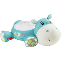 Fisher Price Cuddle Projection Soother Hippo - Hippo Gifts