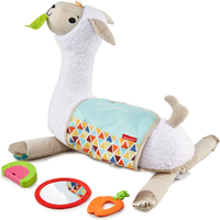 Fisher-Price Grow-with-Me Tummy Time Llama - Fisher Price Gifts