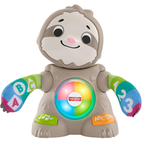 Fisher-Price Linkimals Smooth Moves Sloth - Fisher Price Gifts
