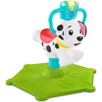 Fisher-Price Bounce and Spinn Puppy - Fisher Price Gifts