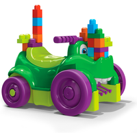 Mega Bloks Ride n' Chomp Croc Ride On - Ride On Gifts