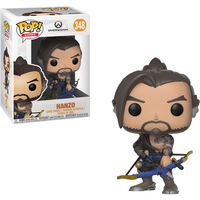 Funko Pop! Games: Overwatch Series 4 - Hanzo - Games Gifts