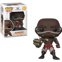 Funko Pop! Games: Overwatch Series 4 - Doomfist - Games Gifts