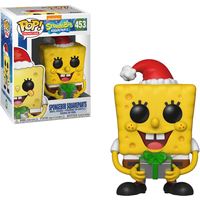 Funko Pop! Animation: SpongeBob Series 2 - SpongeBob SquarePants Christmas - Spongebob Gifts