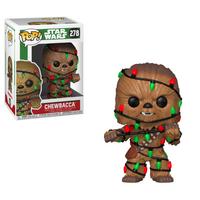 Funko Pop! Star Wars: Christmas Chewbacca - Christmas Gifts
