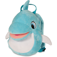 Club Petz Musical Bag - BluBlu the Baby Dolphin - Dolphin Gifts