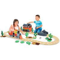 Little Tikes Waffle Blocks Steam Train - Train Gifts