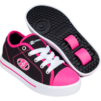 Click to view product details and reviews for Heelys Classic Pink Size 4.