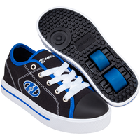 Click to view product details and reviews for Heelys Classic Blue Size 4.