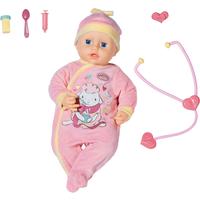 Baby Annabell Milly Feels Better 43cm Doll