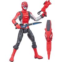 Power Rangers Beast Morphers Figures - Red Ranger - Power Rangers Gifts