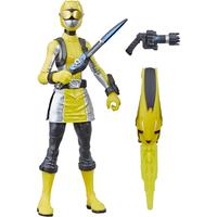 Power Rangers Beast Morphers Figures - Yellow Ranger - Power Rangers Gifts