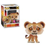 Funko Pop! Disney: Lion King - Simba - Lion Gifts