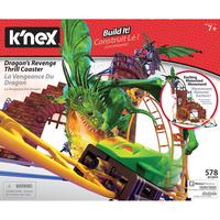 K'NEX Dragon Revenge Coast - Knex Gifts