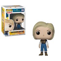 Funko Pop! Television: Dr Who - Thirteenth Doctor - Dr Who Gifts