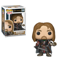 Funko Pop! Movies: Lord Of The Rings - Hobbit Boromir - Hobbit Gifts