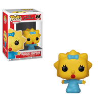 Funko Pop! Television: Simpsons - Maggie - Television Gifts